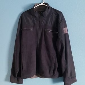 Mens XL-XXL Calvin Klein Zip up Sweatshirt